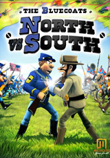 The Blue Coats: North VS South - Cover / Packshot
