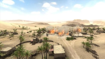 Screenshot10 - Theatre of War 2: Africa 1943