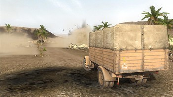 Screenshot2 - Theatre of War 2: Africa 1943