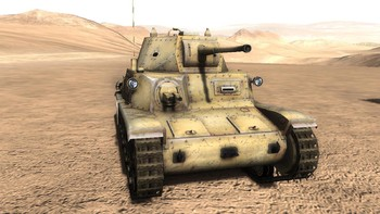 Screenshot8 - Theatre of War 2: Centauro