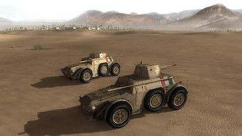Screenshot3 - Theatre of War 2: Centauro