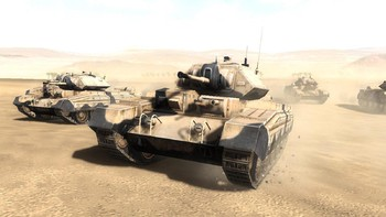 Screenshot1 - Theatre of War 2: Centauro