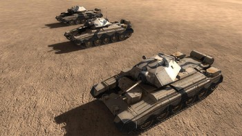 Screenshot4 - Theatre of War 2: Centauro