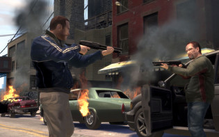 Screenshot1 - Grand Theft Auto IV