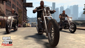 Screenshot5 - Grand Theft Auto: Episodes from Liberty City