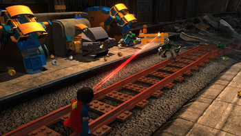 Screenshot4 - LEGO Batman 2: DC Super Heroes