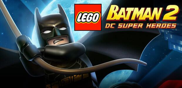 LEGO Batman 2: DC Super Heroes - Cover / Packshot