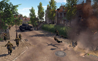 Screenshot2 - Men of War: Red Tide