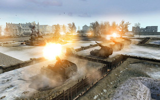 Screenshot4 - Men of War: Red Tide
