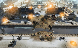 Screenshot5 - Men of War: Red Tide