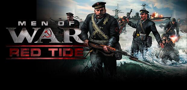 Men of War: Red Tide - Cover / Packshot