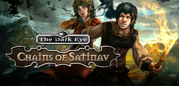 The Dark Eye - Chains of Satinav - Cover / Packshot