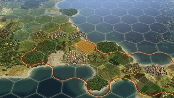 Screenshot2 - Civilization V (Mac)
