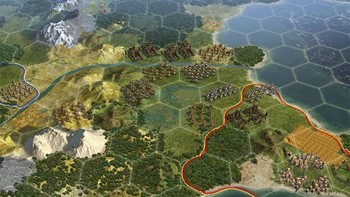 Screenshot4 - Civilization V (Mac)