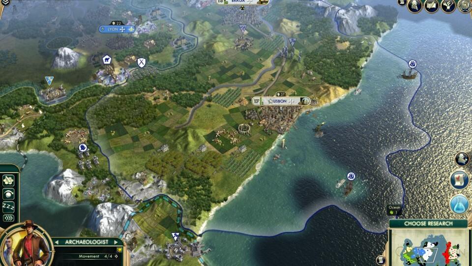 Civilization V: Brave New World (Mac) [Steam CD Key] für ...