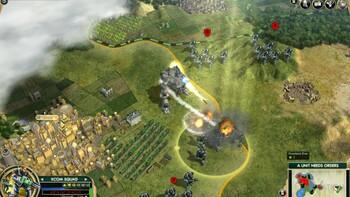 Screenshot4 - Civilization V: Brave New World (Mac)