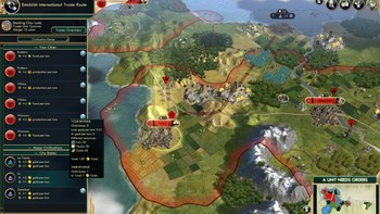 Screenshot1 - Civilization V: Brave New World (Mac)