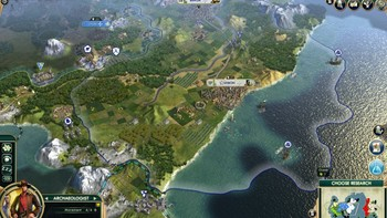 Screenshot2 - Civilization V: Brave New World (Mac)