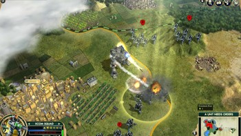 Screenshot4 - Civilization V: Brave New World (Mac)