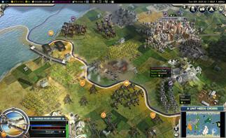 Screenshot1 - Civilization V: Gods and Kings (Mac)