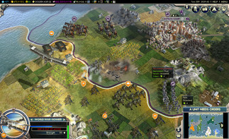 Screenshot1 - Civilization V: Gods and Kings (Mac)