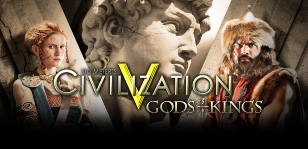 Civilization V: Gods and Kings (Mac) - Cover / Packshot