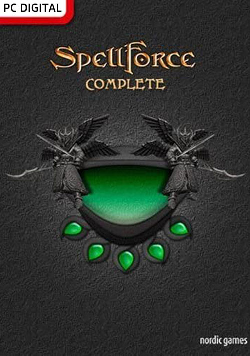 SpellForce Complete Pack - Packshot