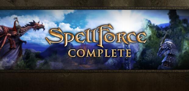 SpellForce Complete Pack - Cover / Packshot