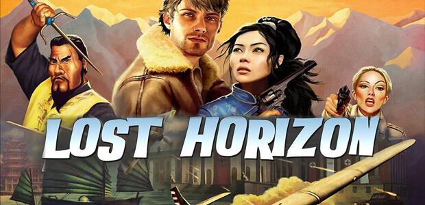 Lost Horizon - Cover / Packshot