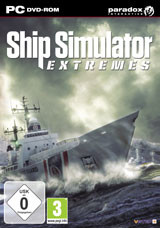 Ship Simulator Extremes - Cover / Packshot