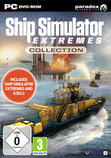 Ship Simulator Extremes Collection - Cover / Packshot