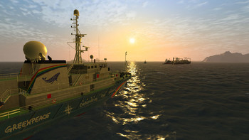 Screenshot1 - Ship Simulator Extremes Collection