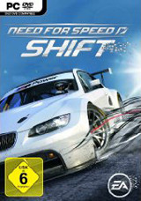 Need for Speed - Shift - Cover / Packshot