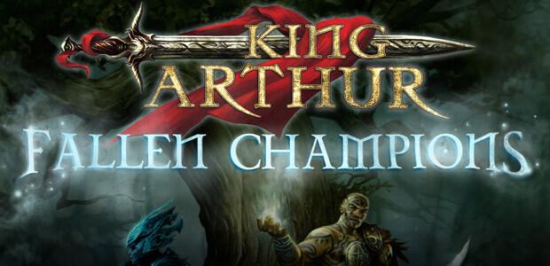 King Arthur: Fallen Champions - Cover / Packshot