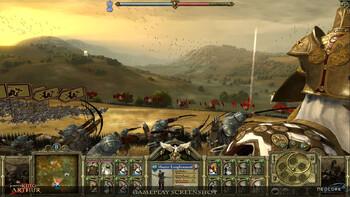 Screenshot1 - King Arthur - The Role-playing Wargame
