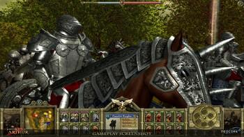 Screenshot3 - King Arthur - The Role-playing Wargame