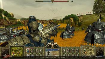 Screenshot5 - King Arthur - The Role-playing Wargame