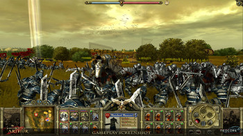 Screenshot6 - King Arthur - The Role-playing Wargame