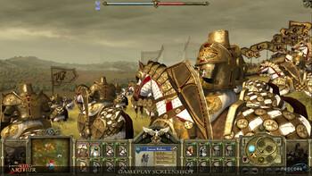 Screenshot8 - King Arthur - The Role-playing Wargame
