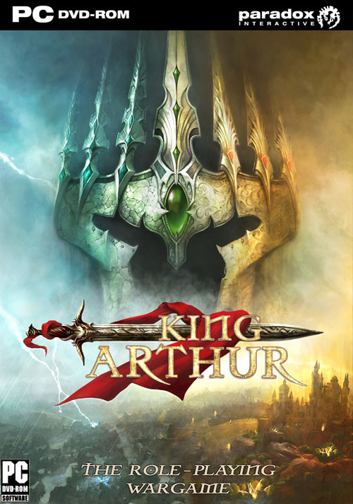 King Arthur - The Role-playing Wargame - Cover / Packshot