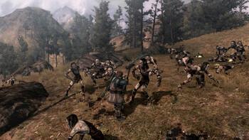Screenshot1 - Der Herr der Ringe: Der Krieg im Norden