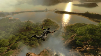 Screenshot1 - Just Cause 2