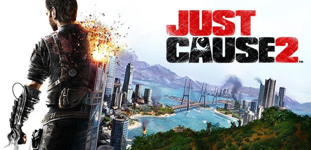 Just Cause 2 - Cover / Packshot
