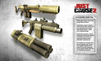 Screenshot3 - Just Cause 2 DLC Collection