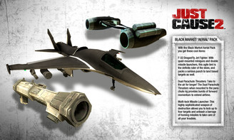 Screenshot1 - Just Cause 2 DLC Collection