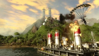 Screenshot1 - Just Cause Collection