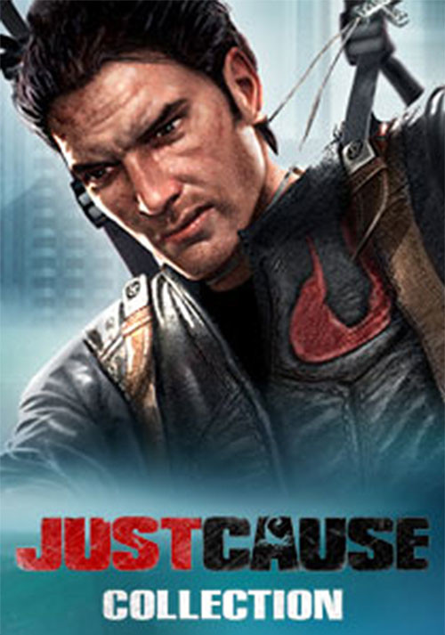 Just Cause Collection - Cover / Packshot