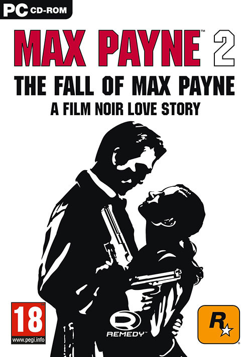 Max Payne 2: The Fall Of Max Payne - Cover