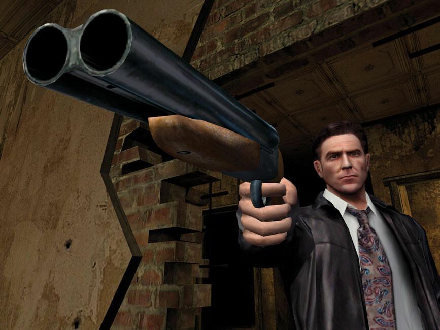 Free Download Max Payne 2 Full Version - Ronan Elektron