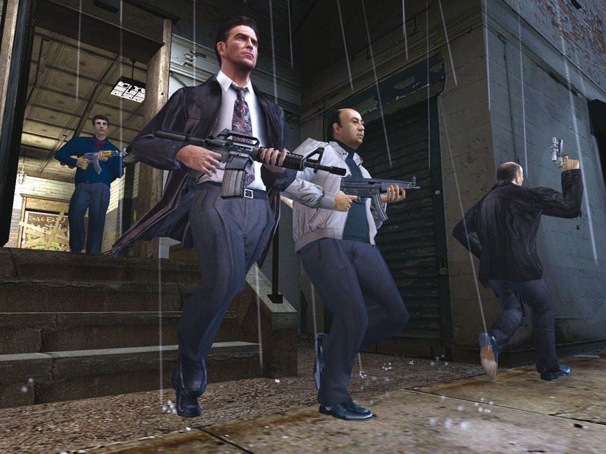 Max Payne 2 The Fall Of Max Payne Steam Key For Pc Buy Now